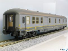 FS Gepäckwagen Typ X (1975) bi-grigio Epoche V
