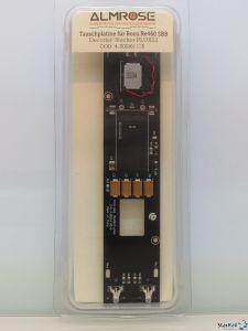 LED Platine mit Lautsprecher passend zu Roco Re 460 / 465