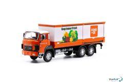 Saurer D250B 6x2 Frigo Coop