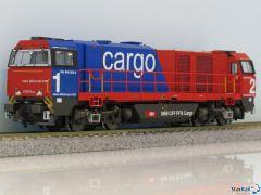 SBB Cargo Am 840 G 2000