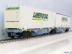"""Container Car Sggmrss 579.0 """"AMBROGIO"""""""