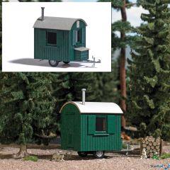 Forstwagen Grün
