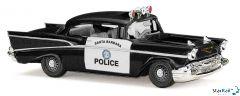 Chevrolet Bel Air Santa Barbara Police