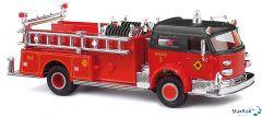 LaFrance US Pumpwagen Fire Department