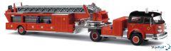 LaFrance US Leitertrailer Fire Department