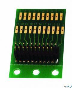 Adapterplatine 21MTC NEM 660