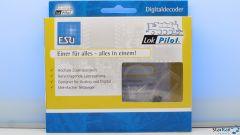 LokPilot Standard DCC Decoder PluX12