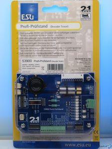 Profi-Prüfstand Decoder-Tester
