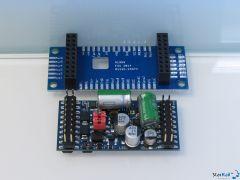 LokPilot 5 L DCC/MM/SX/M4 Stiftleiste mit Adapter