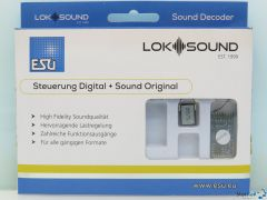 LokSound 5 PluX22 NEM 658 mit Lautsprecher