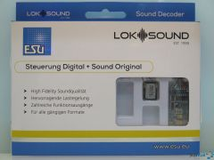 LokSound 5 6-pin NEM 651 mit Lautsprecher