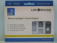 LokSound 5 21MTC NEM 660 mit Lautsprecher
