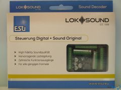 LokSound 5 XL DCC/MM/SX/M4 Schraubklemmen