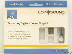 LokSound 5 micro Einzellitzen mit Lautsprecher