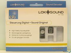LokSound 5 micro PluX16 mit Lautsprecher