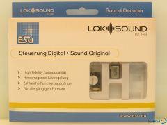 LokSound 5 micro Next18 mit Lautsprecher