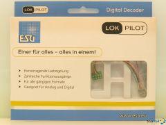 LokPilot 5 FX micro DCC/MM/SX 8-pin NEM 652
