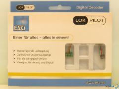 LokPilot 5 FX micro DCC 8-pin NEM 652