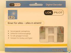 LokPilot 5 DCC/MM/SX/M4 8-pin NEM 652