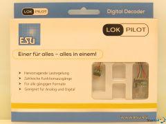 LokPilot 5 DCC/MM/SX/M4 6-pin NEM 651