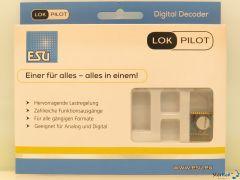 LokPilot 5 DCC PluX22