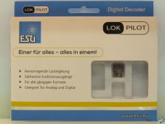 LokPilot 5 micro DCC/MM/SX PluX16
