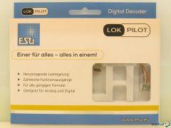 LokPilot 5 micro DCC/MM/SX 6-pin NEM651