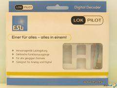LokPilot 5 micro DCC/MM/SX 6-pin Direkt