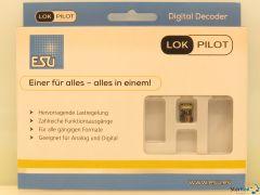 LokPilot 5 micro DCC/MM/SX/M4 Next18