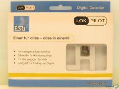 LokPilot 5 micro DCC PluX16
