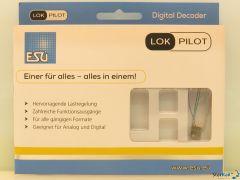 LokPilot 5 micro DCC 6-pin Direkt