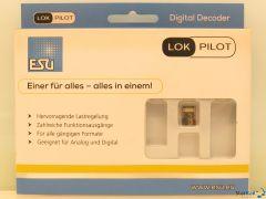 LokPilot 5 micro DCC Next18