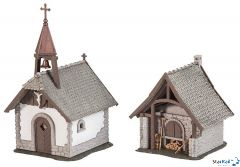 Hofkapelle und Backhaus