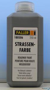 Strassenfarbe Asphalt dunkel 250 ml
