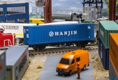 40' Hi-Cube Container HANJIN