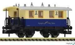Zahnradbahn-Personenwagen 2. Klasse Alpspitz-Bahn
