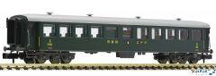 Schnellzugwagen 2. Klasse SBB