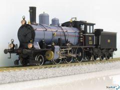 Jura-Simplon A3T n° 370 ca. 1903