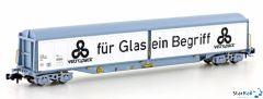 Schiebewandwagen Habils SBB Vetropack