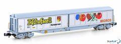 Schiebewandwagen Habils SBB Bischofszell