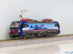 """SBB Cargo Alppiercer E-Lok BR 193 516-2 """"Aare"""""""