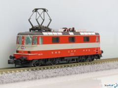 E-Lok SBB Re 4/4 II  Swiss Express mit Halogenscheinwerfer