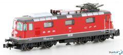 SBB E-Lok Re 420 133-1 mit Scherenpantograph ex. Swiss Express