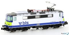 BLS E-Lok Re 420 504-3 mit Einholmpanto