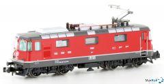 SBB E-Lok Re 420 140-6 mit Einholmpantograph