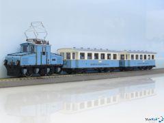 3-teiliges Set Bayerische Zugspitzbahn