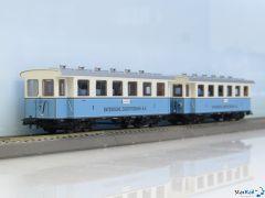 2-teiliges Set Bayerische Zugspitzbahn