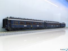 3-teiliges Set CIWL Simplon Orient Express