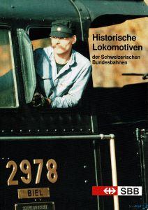 Historische Lokomotiven der Schweizerischen Bundesbahnen
