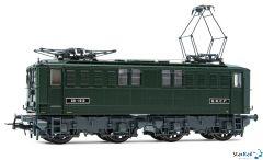 Elektrolokomotive BB 1612 der SNCF grüne Farbgebung Epoche III Analog